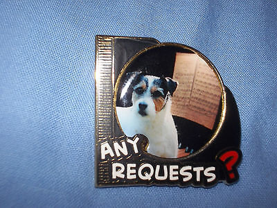 Danbury Mint Jack Russell Terrier Dog Pin Badge (Any Requests?)