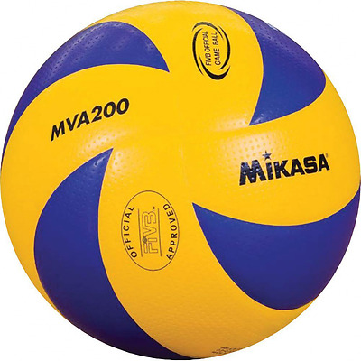 Mikasa MVA200 Volleyball Official 2016 Olympic Game Ball Dimpled Surface NEW