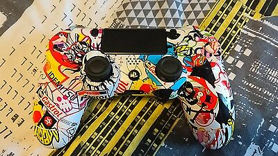 PlayStation 4 Controller With Custom Shell And Buttons (PS4)