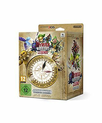 Nintendo Hyrule Warriors: Legends - Limited Edition