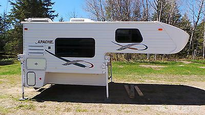 2002 sun valley apache truck camper loaded