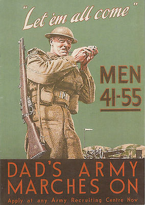 Dad's Army - Dad's Army Marches On Theatre Programme(2) - Leslie Grantham - Mint