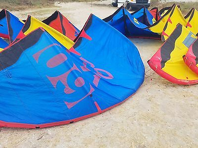 2017 Best Kiteboarding 9m Roca Demo Kite - Excellent Condition