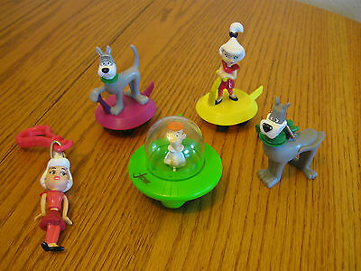 Jetson's Toy 1990  Mixed lot of 5