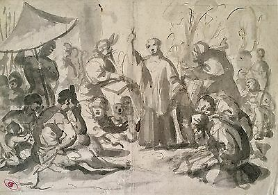 Old master drawing | Dutch school, 17th century, circle of Rembrandt