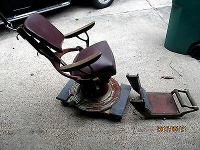 Antique Ritter Dentist Chair