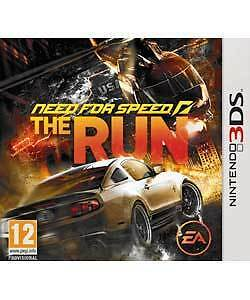 Need for Speed: The Run Nintendo 3DS (NEW AND SEALED)