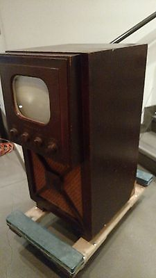 Admiral 30A1 S-E Vintage Television - 1947-48?