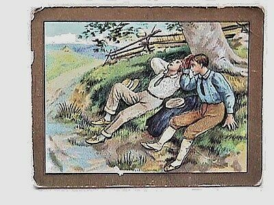 Turkish Trophies Cigarettes Collectible Antique Victorian Trade Card