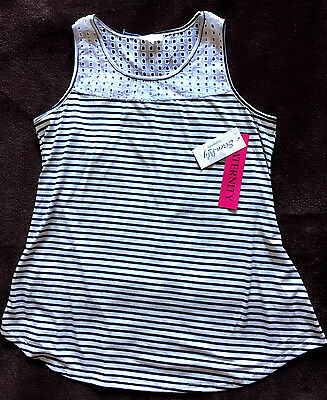 New With Tags Xlarge Maternity Tank Top Blouse Shirt Clothes Clothing