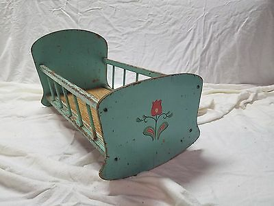 Small Antique Toy Cradle