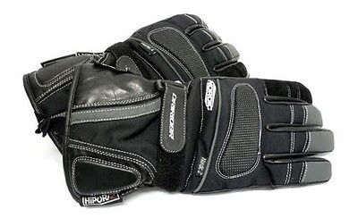 Dririder Nordic 2 Gloves Mens Motorcycle Riding Gloves - Medium