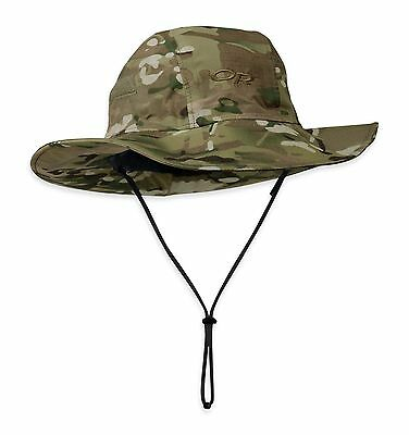 Outdoor Research Multicam Seattle Sombrero Goretex Rain Hat