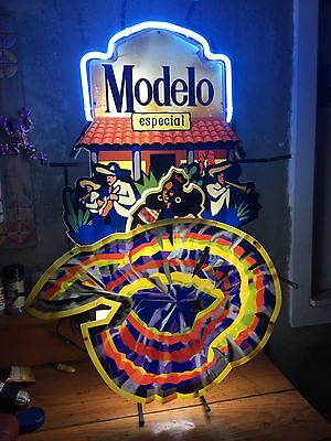 Modelo especial Neon Beer Sign Festive Used P/U Only