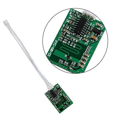 Sensor DC Microwave Radar Detector Module 3-8 M Control Home Light Switch Motion