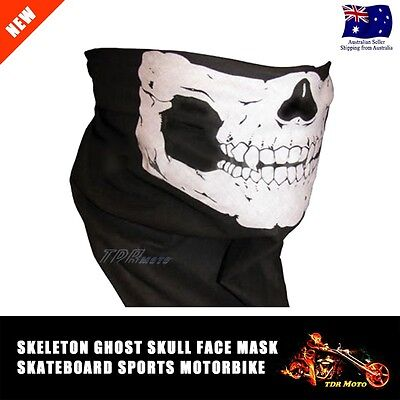 Full Cover Face Mask Headwear Balaclava Outdoor Cycling Protection Skull Style