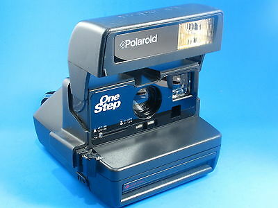 """Very Nice Polaroid """"one Step"""" Instant Camera Vintage Perfect Condition"""