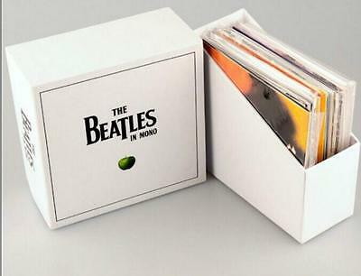 The Beatles in Mono Fully Remastered 13 Cd Set New Free Shipping