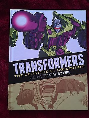 Hachette Transformers G1 Trial By Fire - New
