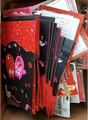 100x Assorted Valentines Cards/ Decorations Wholesale RRP £500 Quick SALE