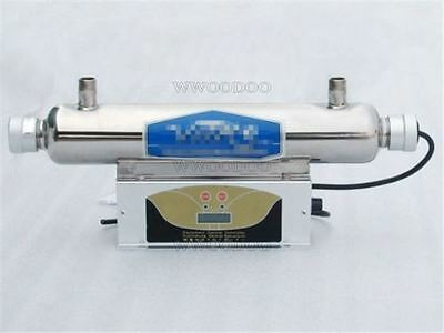 Uv Sterilizer,Pure Water Clarifier / Purifier For Home,Lab&Med Use 1500L/Hour B