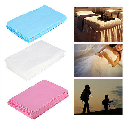 Disposable Thick Spa Massage Bed Sheet Cover Waterproof And Non-woven 10Pcs SG