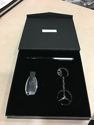 BRAND NEW Genuine Mercedes-Benz Accessories Box Gift Set GREAT GIFT