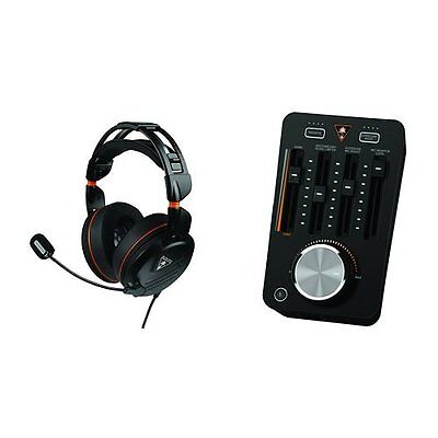 Turtle Beach Elite Pro Headset and Tactical Audio Controller PS4 Xbox PC