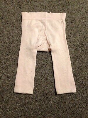 Baby Girls Bonds Leggings  Size 0-6 Months GUC