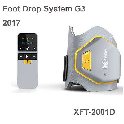Foot Drop System XFT-2001D G3 FES Walking Assistant Mobility Helper XFT-2001 CE