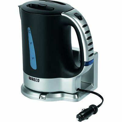 Water boiler de luxe electric kettle for camping and sailing-12 V (190x205x85mm)