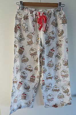Peter Alexander Women's Ladies Pyjama Cropped Pants Shorts Size XXS