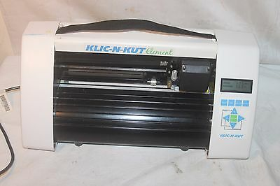 "KLIC-N-KUT KNK Elements   KNKMAXX 13"" Computerized Cutter"