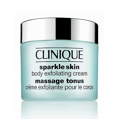 Clinique - SPARKLE SKIN body exfoliating cream 250 ml