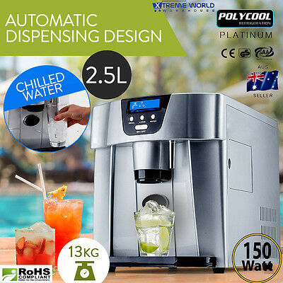 PolyCool Platinum Series 2.5L Commercial Ice Maker Machine -IM-A1