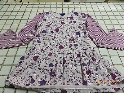 Girls Naartjie Kids Long Sleeve Shirt Size 8Y Euc