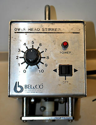 Bellco Glass Over Head Stirrer Cat No. 7764-00110
