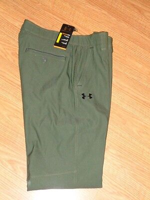 $149.99 New Under Armour Golf Tips Mens Dress Pants  34 X 34   (Gnh)