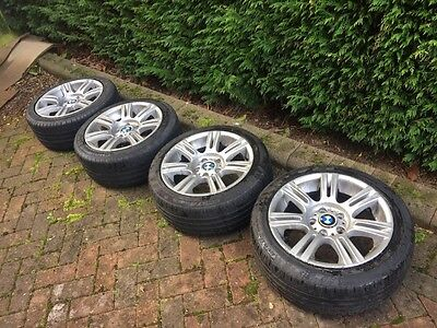 Genuine Bmw 3 Series M Sport Wheels And Tyres