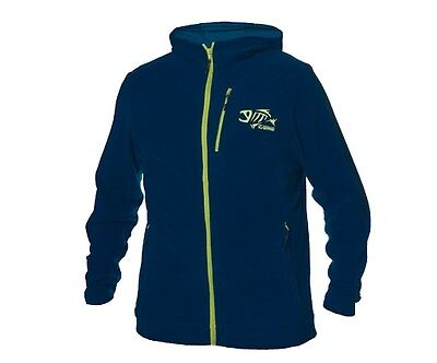 G. Loomis StormCast Full-Zip Fishing Hoodie, Blue