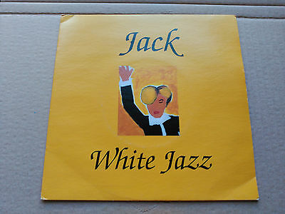 Single Jack - White Jazz - Too Pure Uk 1996 Vg+ Indie Rock