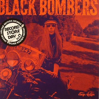 "BLACK BOMBERS - Rush (Record Store Day 2017) - Vinyl (limited 7"")"