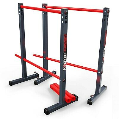 Adjustable Push Ups Grips Khs025 Two In One Parallette Bars Double Reliability