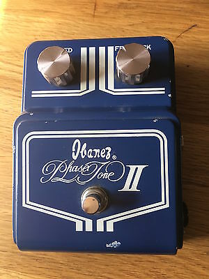 Vintage 1970s Ibanez Phase Tone (II) 2 effects pedal