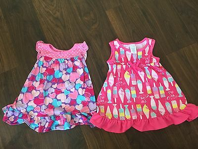 Children's Place Cute Summer Pajamas Size 12-18 Months