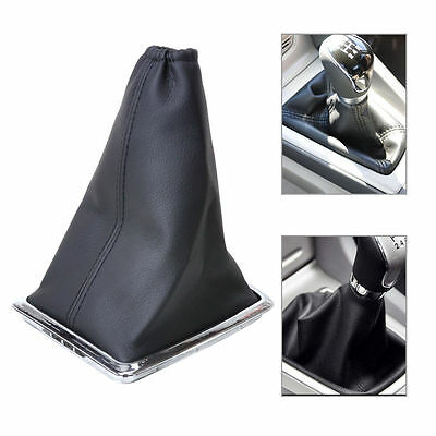 FORD FOCUS 2005 to 2012 ST TITANIUM X ZETEC NEW LEATHER GEAR LEVER GAITOR BOOT