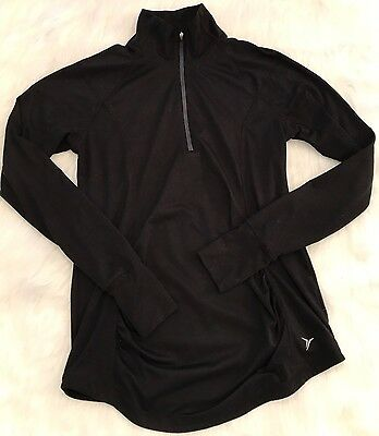 Old Navy Maternity Women's Work Out Athletic Jacket Size Small