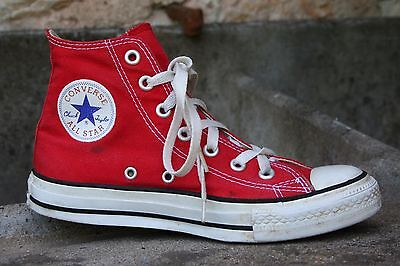 Converse montantes All Star P37 rouge