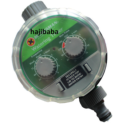 Automatic Electronic Water Garden Hose Watering Timer Irrigation System Tap