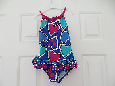 Love;y swimming costume for baby girl age 18-24mths from M&S